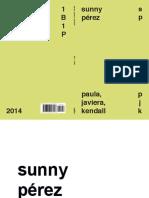 Sunny Pérez