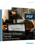 Defence Software Training