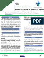 Fermentación Biotecnológica por Rhizopus oryzae de Bagazo de Naranja para Producir Ácido Láctico