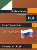 russia new