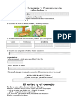 Guia de Fabulas y Letra LL