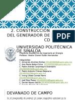 Construcción Del Generador CD_EQ 2