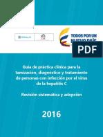 Guia Practica Clinica - Hepatitis c
