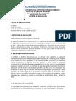 Formato Informe Evaluación o Valoración