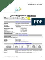 J-Works TEMPEST Solvent-Free CleanerDegreaser