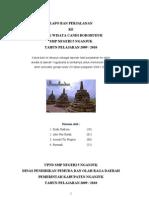 Laporan Perjalanan Borobudur