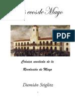 Los Ecos de Mayo - Damián Stiglitz