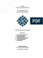 Laporan PKL Kel.2 Kesehatan Kerja Batch 7