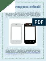 5 Formas de Sacarle Mayor Provecho a Tu Teléfono Móvil