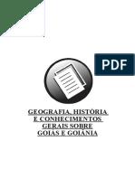 Prefgo Conhecimentos Gerais Geografia Historia
