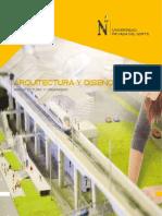 Brochure - Arquitectura Urbanismo