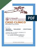 Caso Clínico 3 Reumatologia
