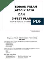 Penyediaan Pelan Strategik 2016