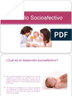Diapositivas Desarrollo socioafectivo