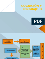 Cognición y Lenguaje 3