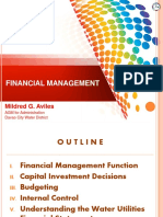 Financial Management - Mildred G. Aviles