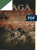 SAGA - Age of the Wolf