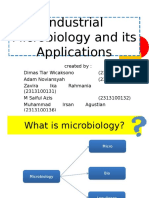 Group 1_microbiology Class A_industrial Microbiology and Its Applications