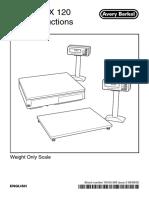 FX120 Manual