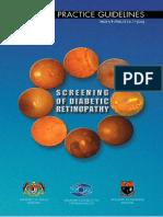 CPG Diabetic Retinopathy