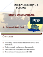 Drive Mechanisms