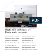 Theatre Royal Castlemaine- The Theatre and Its Community