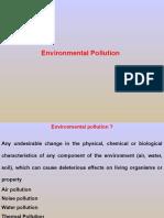Unit - III Pollution
