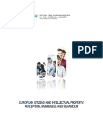 IP Perception Study