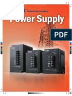 Power Supply FATEK
