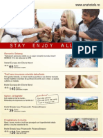 Summer offers 2010 Ana Hotels