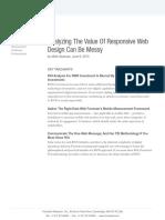 Forrester Responsive Design WP