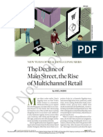 Rise of MultiChannel Retail