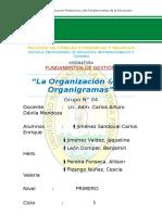 La Organización y Los Organigramas