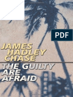 Guilty Are Afraid - James Hadley Chase