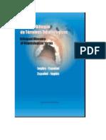 Glosario Bilingüe de Términos Odontológicos