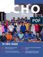 Echo - Official NewsLetter of Leo District 306 A2