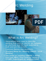 Arc Welding 5