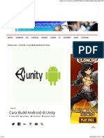Cara Build Android di Unity - Xfoost.pdf