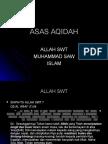 Asas Aqidah