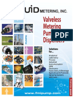 Fluid Metering Catalogue