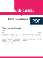 Actos Mercantiles