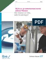 IBEJ servisna brošura
