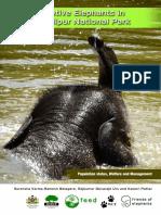 Bandipur Captive Elephants -Extract