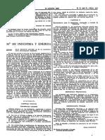 RD 2135-1980 liberalización industrial