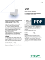 Regin CO Sensor (COF)