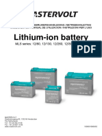 Manuel MLS Batteries