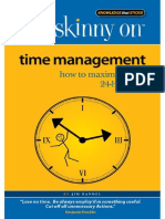 Jim Randel _ the Skinny on Time Management How to