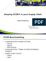 SCOR Benchmarking