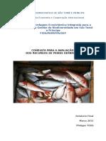 Relatorio Pesca Demersais