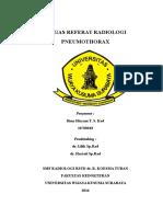 Pneumothorax Ibnu Radiologi
